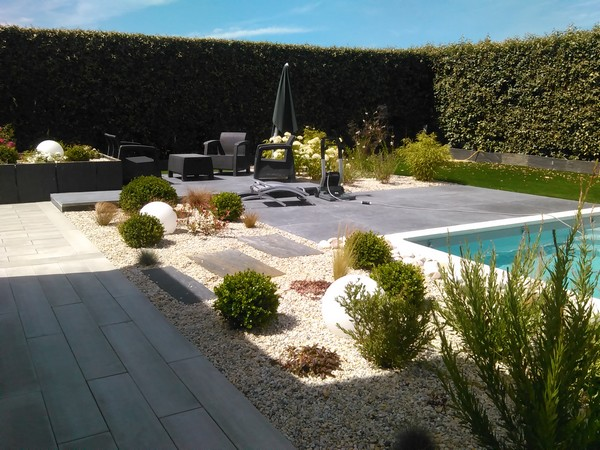 Amenagement Piscine 2017