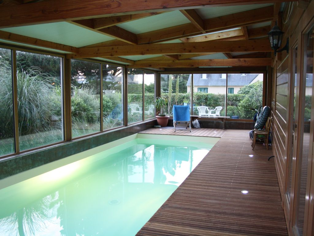 amenagement piscine couverte