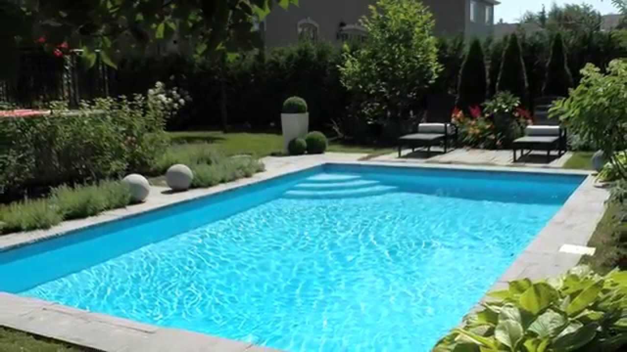amenagement piscine creusee quebec
