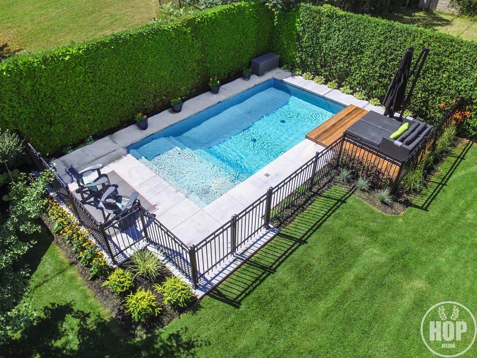 Amenagement piscine creusee - Piscine creusee pas cher ...