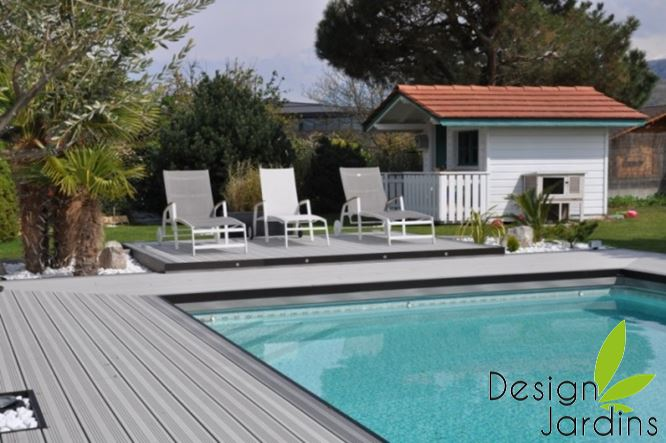 amenagement piscine design