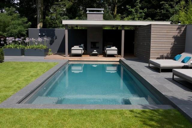 amenagement piscine design