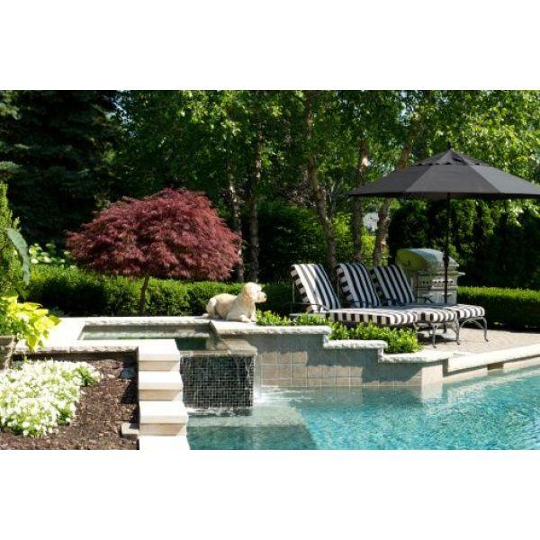 amenagement piscine et jardin