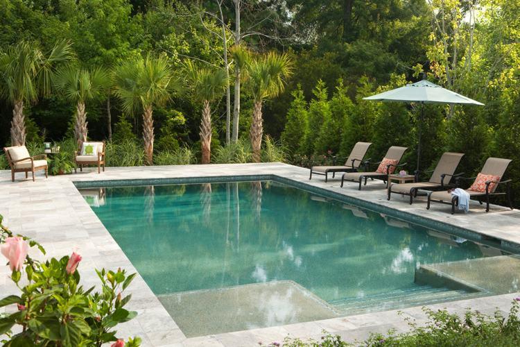 amenagement piscine exotique