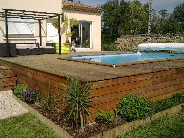 amenagement piscine hors sol terrasse