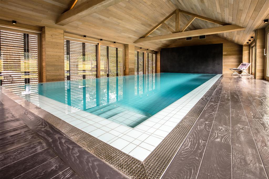 Amenagement piscine interieure - Maison piscine interieure ...