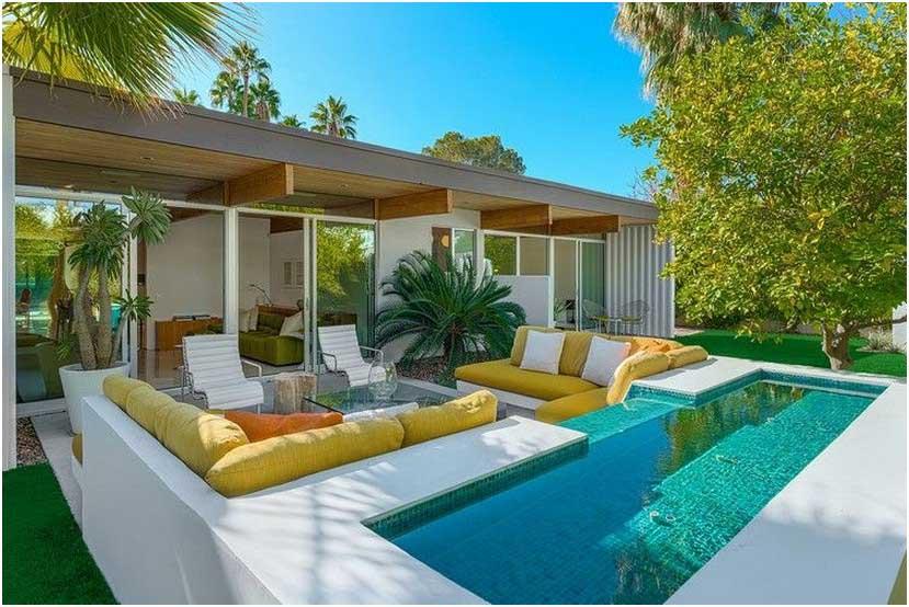 amenagement piscine jardin