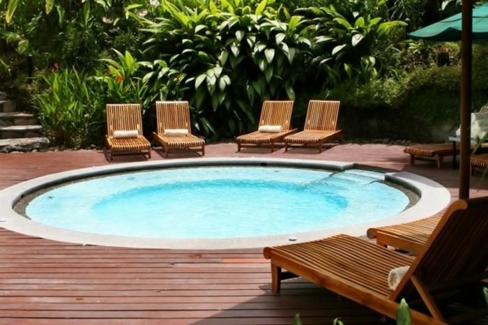amenagement piscine luxe
