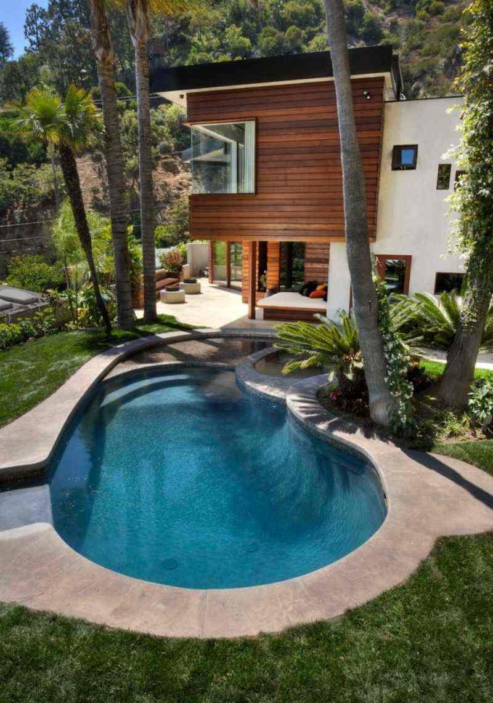 amenagement piscine ovale