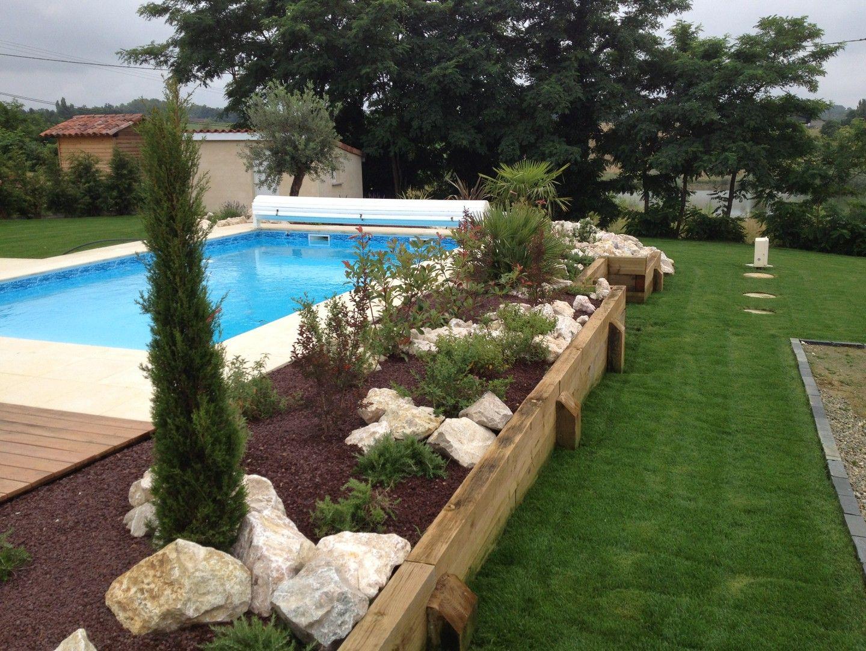 Amenagement piscine hors sol tubulaire - Amenagement autour d une piscine ...