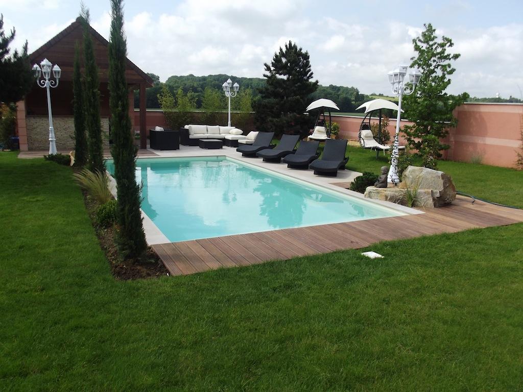 amenagement piscine photos