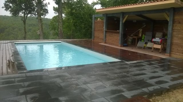 amenagement piscine pool house
