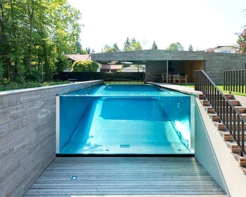 amenagement piscine sol