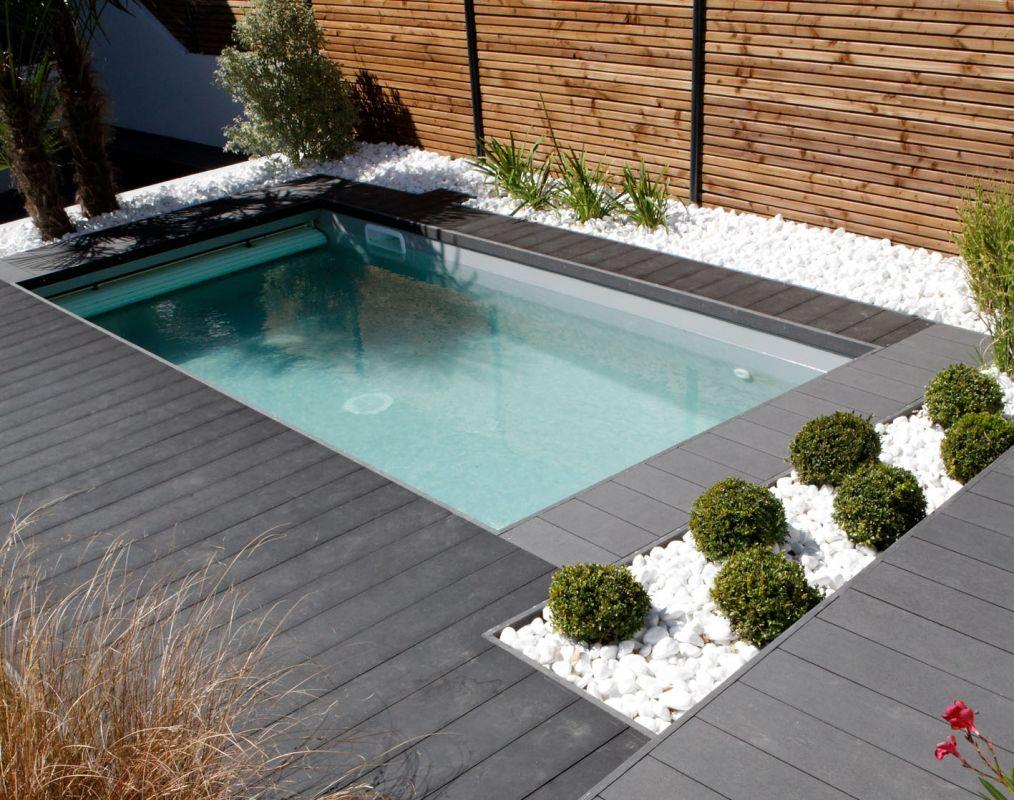 Amenagement piscine sur petit terrain - Piscine pour petit terrain ...