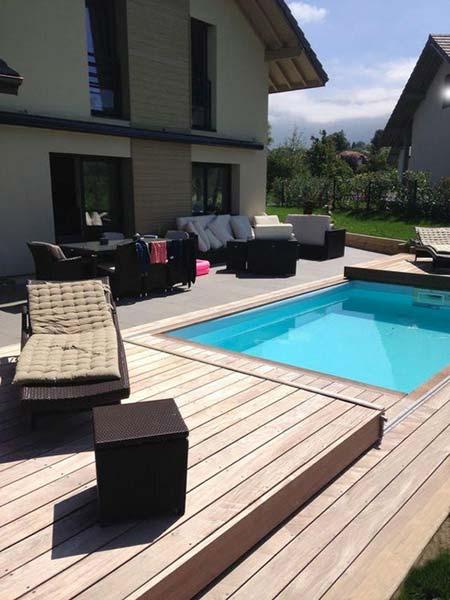 agencement piscine terrasse