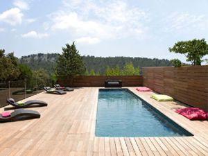 Amenagement piscine terrasse bois - Amenagement terrasse piscine ...