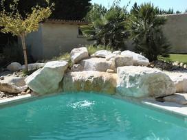 cascade piscine a vendre