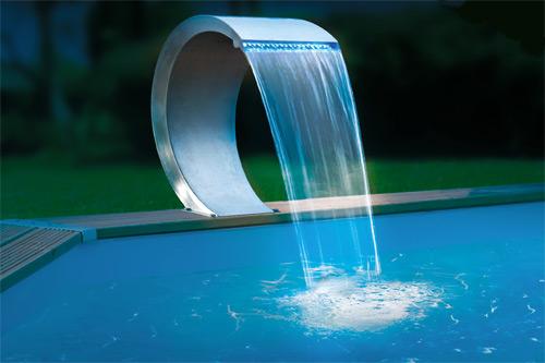 cascade piscine astralpool