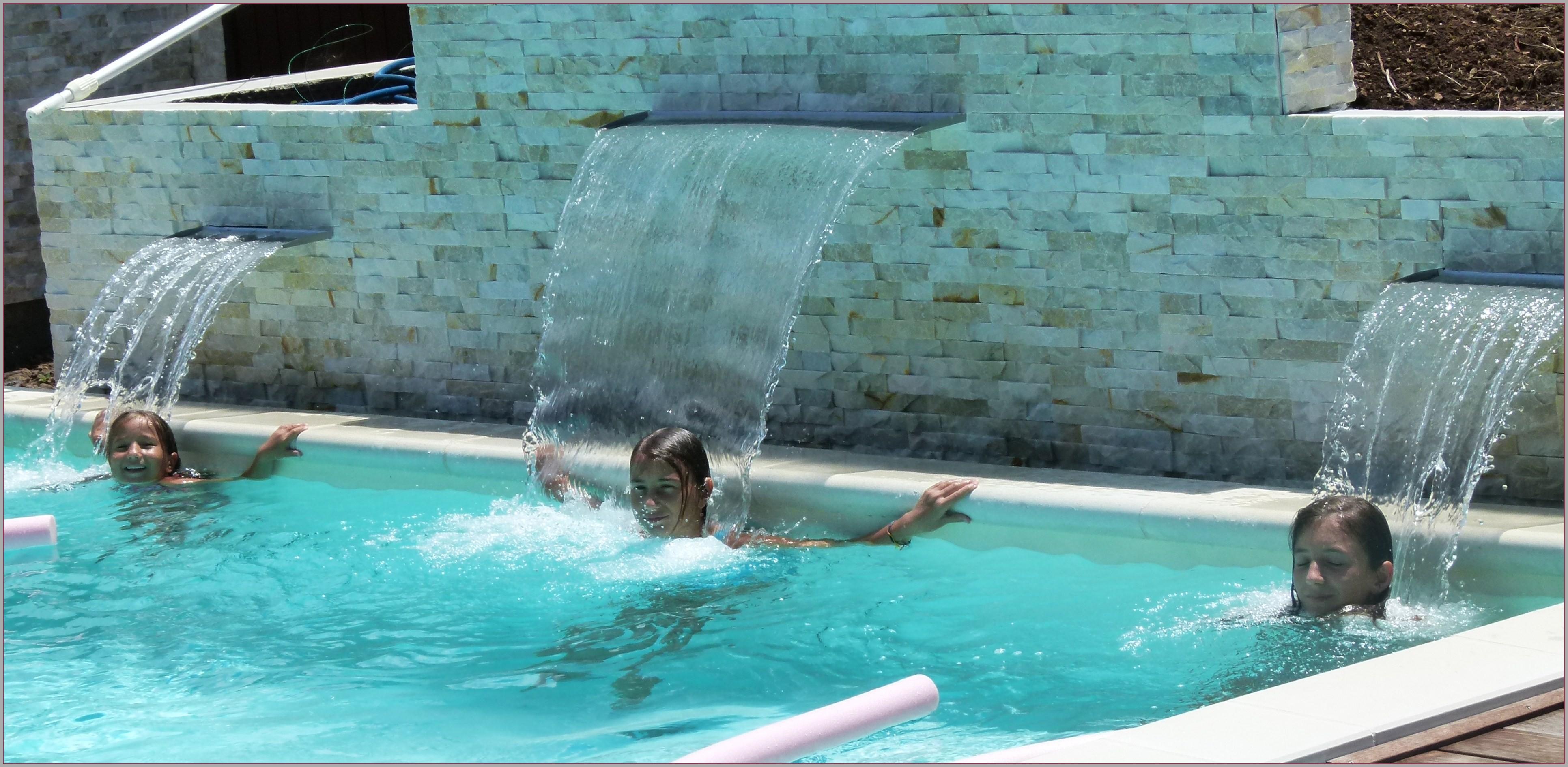 cascade piscine cdiscount