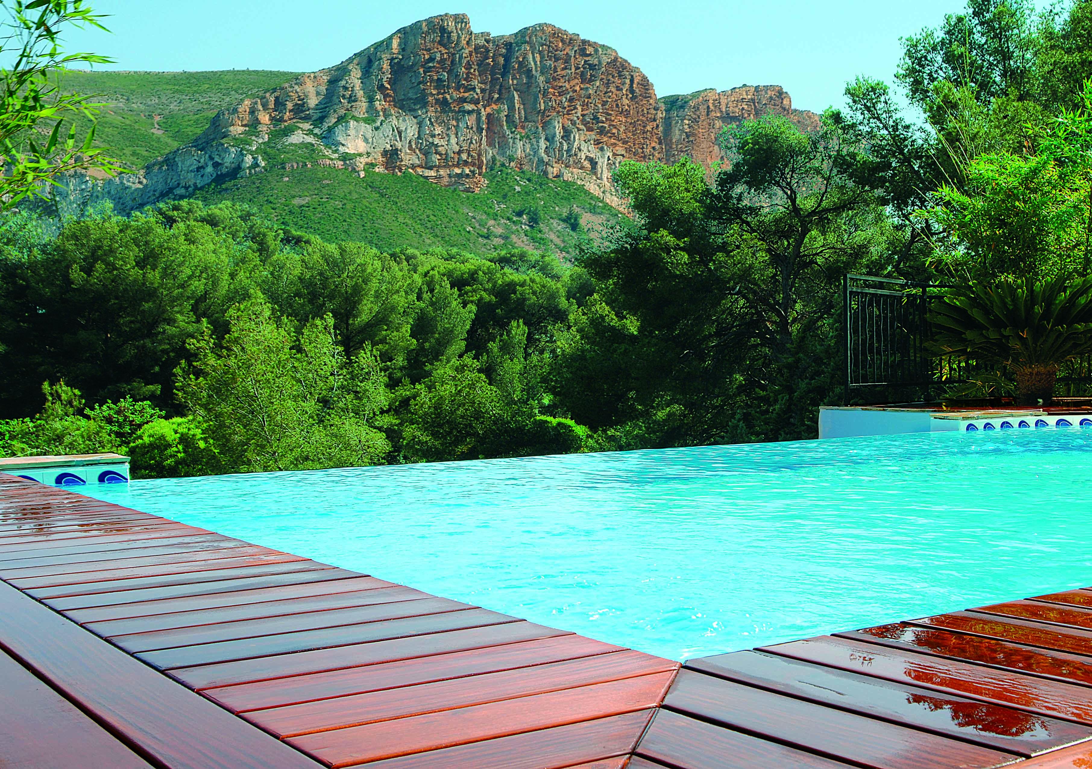 Cascade piscine desjoyaux - Cascade d eau piscine ...