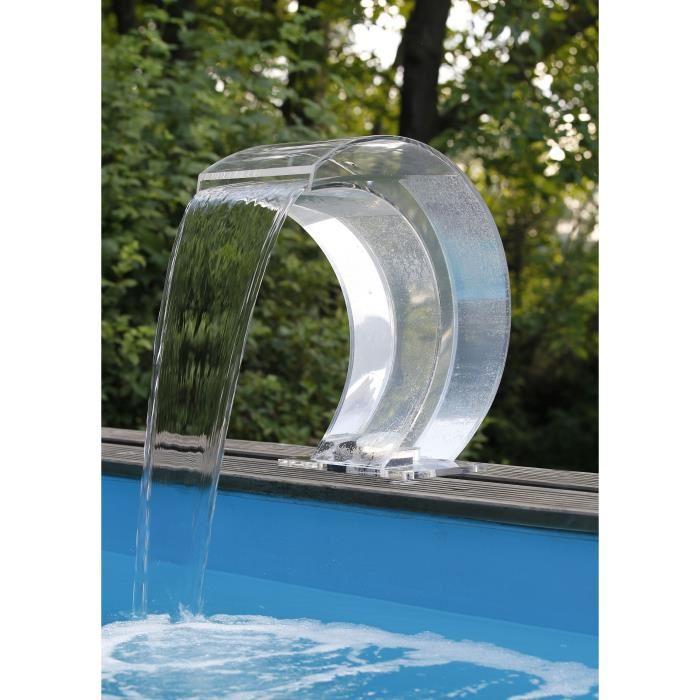 cascade piscine mamba
