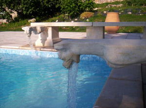 cascade piscine tunisie