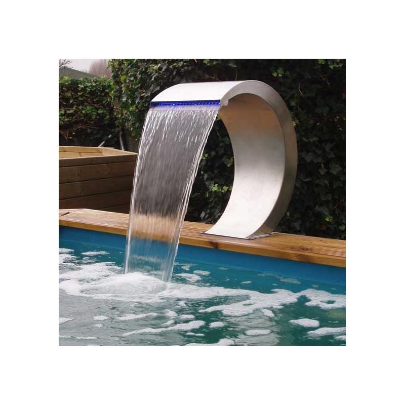 cascade piscine ubbink