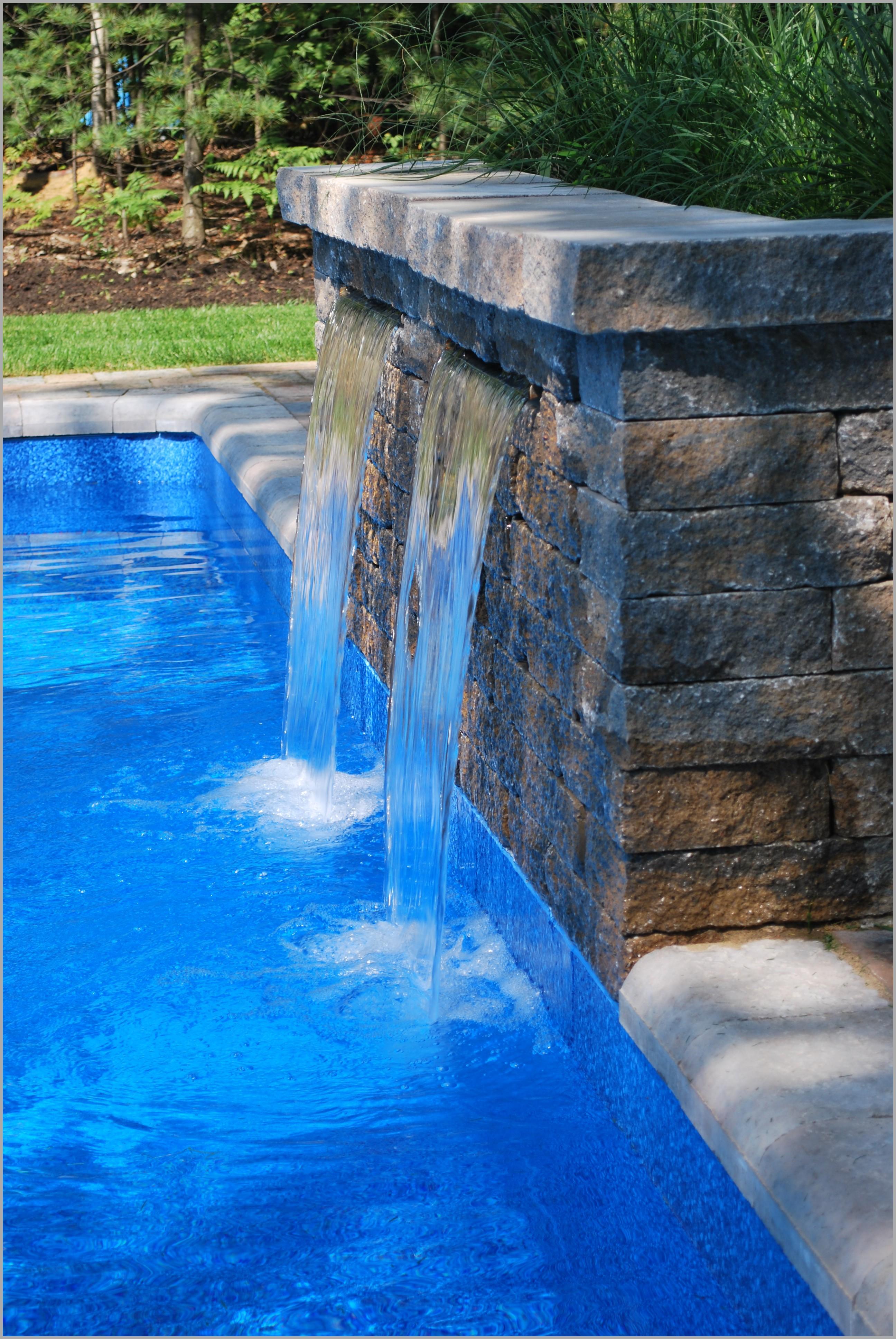 Cascade piscine waterair - Cascade pour piscine ...