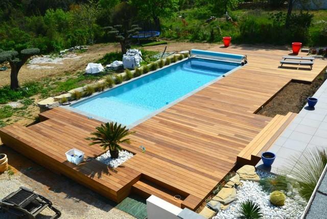 Deco piscine bois - Deco de terrasse en bois ...