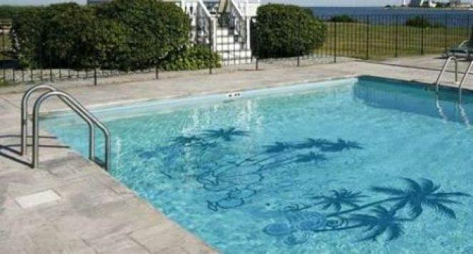 deco piscine coque