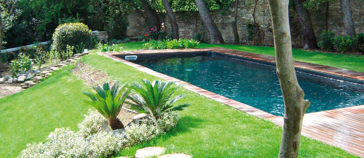 Deco piscine et jardin - Deco autour piscine ...