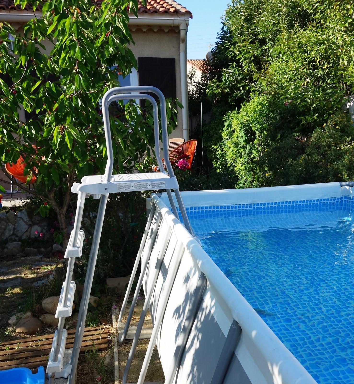 Deco piscine hors sol tubulaire - Amenagement exterieur piscine hors sol ...