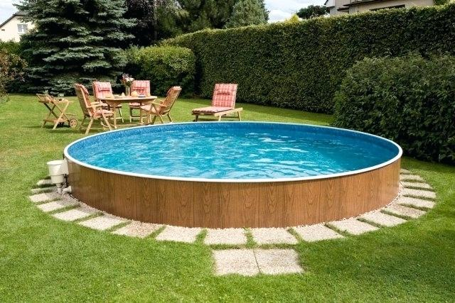 deco piscine intex
