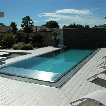 deco piscine moderne