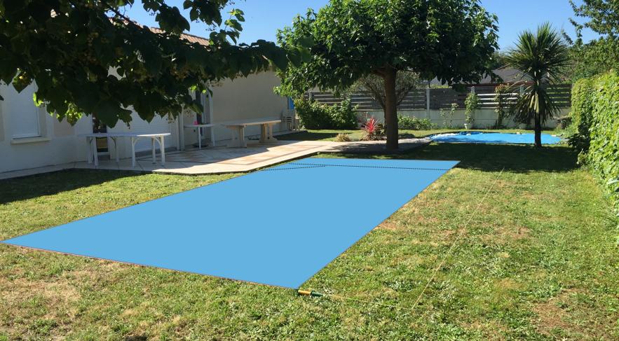 Eclairage piscine 8x4 - Plan pool house piscine ...