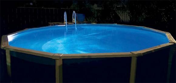 eclairage piscine amovible. Black Bedroom Furniture Sets. Home Design Ideas