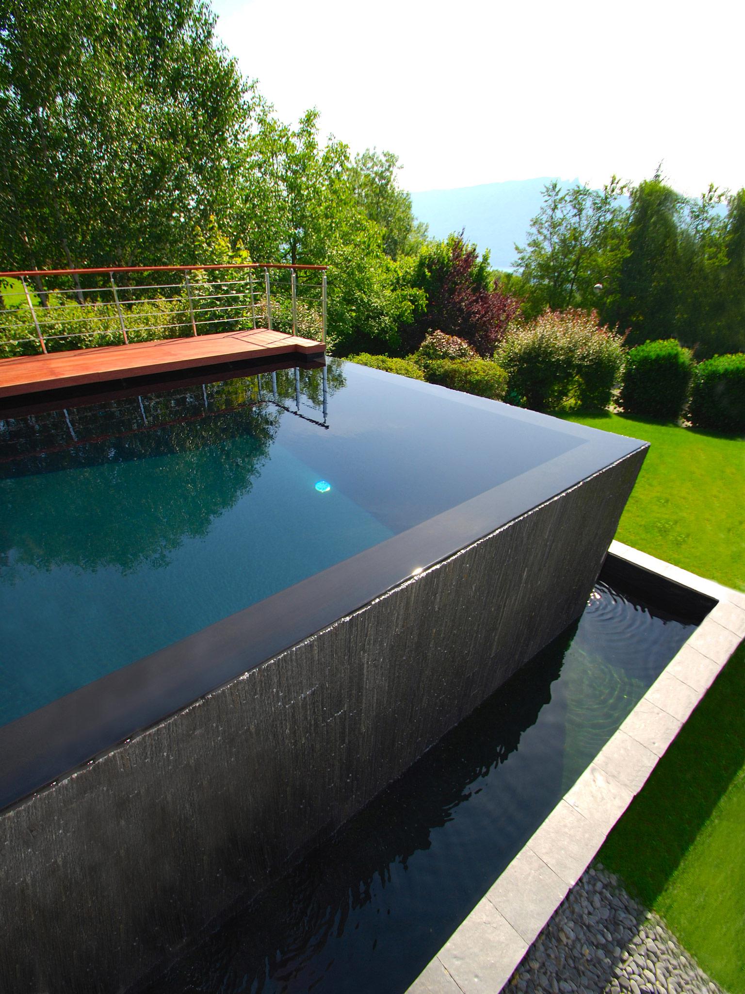 Eclairage piscine debordement - Piscine debordement ...