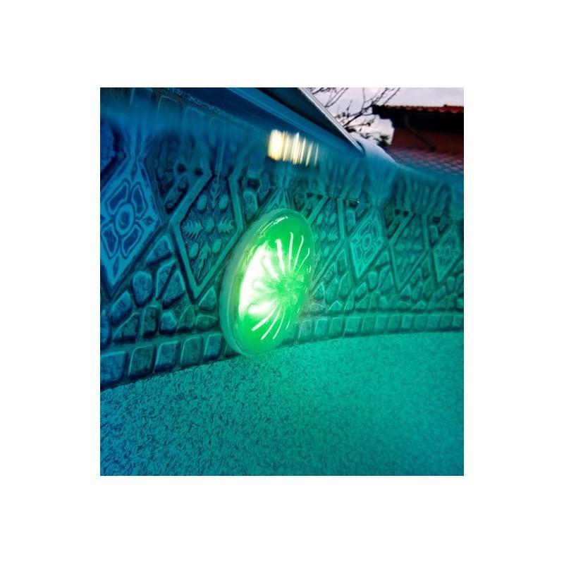 eclairage piscine gre