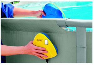 eclairage piscine hors sol intex