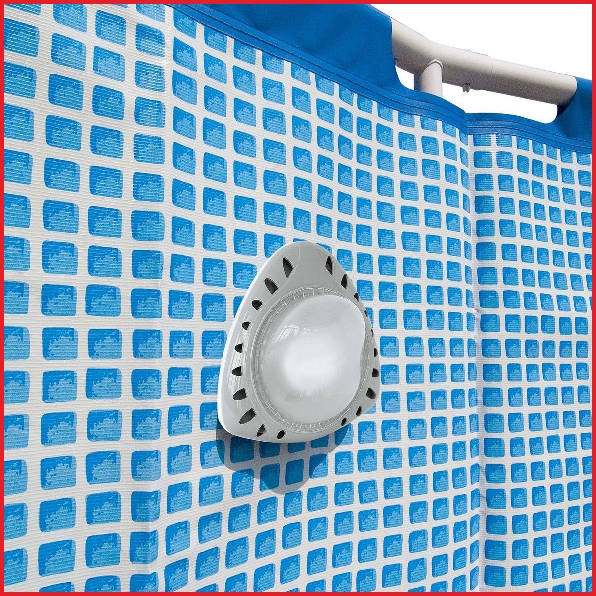 eclairage piscine hors sol magnetique