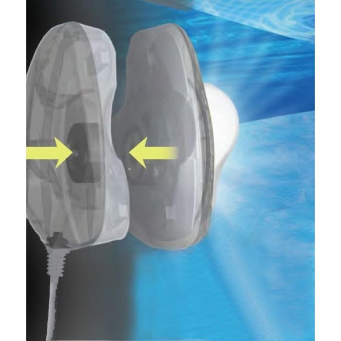 eclairage piscine hors sol magnetique. Black Bedroom Furniture Sets. Home Design Ideas