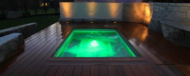 eclairage piscine irrijardin