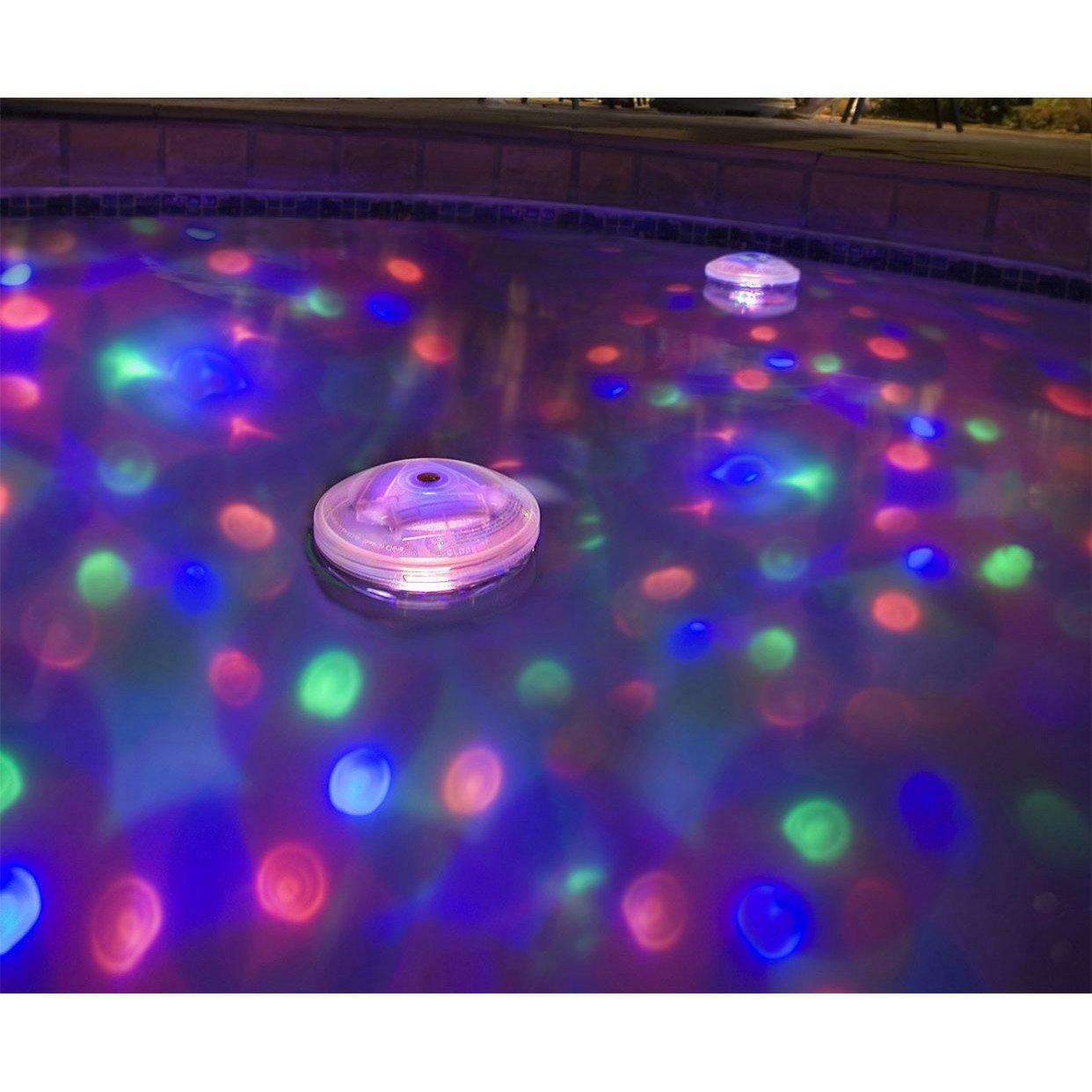 eclairage piscine leroy merlin