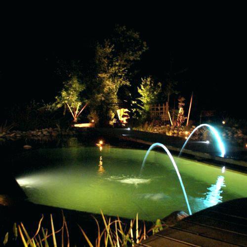 eclairage piscine sans fil pas cher