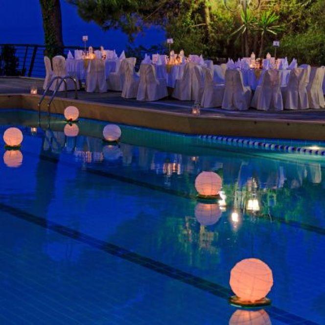 eclairage piscine securite