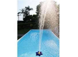 fontaine piscine led multicolore