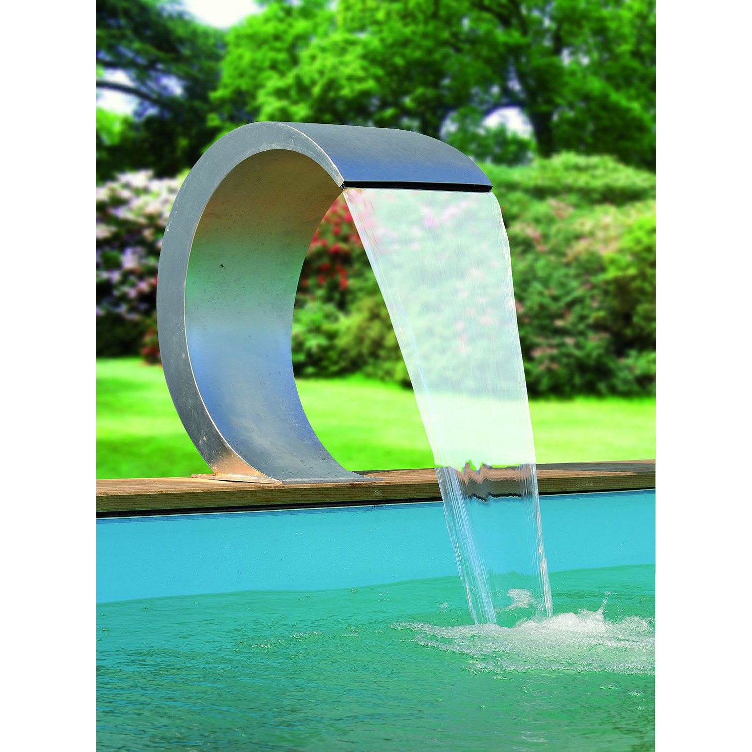 fontaine piscine leroy merlin