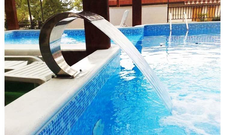fontaine piscine maroc