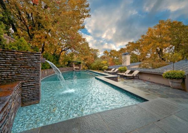 Fontaine piscine originale - Piscine originale ...