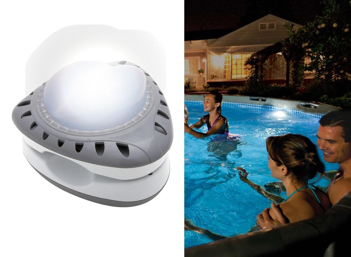 lumiere piscine hors sol intex